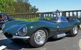 12 1957 Jaguar XKSS