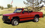 Dodge Dakota Sport Convertible (1989)