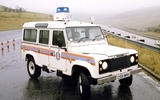 73: Land Rover 110 (Britain)