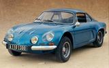 Giovanni Michelotti's hit: 1961 Alpine A110