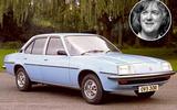 James May - MK1 Vauxhall Cavalier