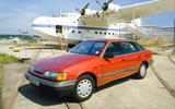 STANDARD ABS: Ford Granada/Scorpio (1985)