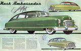 LAPBELTS: Nash Statesman & Ambassador (1950)