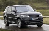 43: Land Rover Range Rover Sport