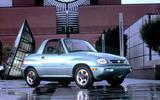 Suzuki X-90 (1995)