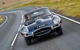 2 1961 Jaguar E-Type