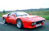 4. 1984 Ferrari 288 GTO