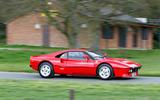 4. 1984 Ferrari 288 GTO (NO CHANGE)