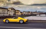 2. 1970 Lamborghini Miura