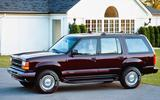 Ford Explorer Limited (1991)