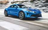 92. 2017 Alpine Renault - NEW ENTRY