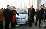 Marchionne takes over Fiat Auto (2005)