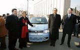 Marchionne takes over Fiat Auto (2005)