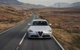 2018: Alfa Romeo Giulia Coupe