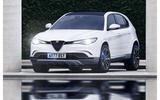2018: Alfa Romeo large SUV
