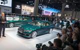 Alpina B3 Touring at Frankfurt motor show