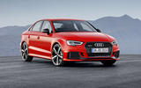 OCTOBER: Audi RS3 Saloon
