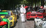 Goodwood Festival of Speed marshal
