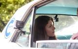 Siemens autonomous Ford Mustang