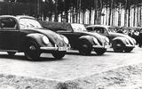 The Beetle nearly replaces the 2CV (1940)