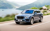 48 VOLT ELECTRICITY: Bentley Bentayga (2015)