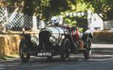 Bentley EXP2, 1920