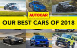 Best cars of 2018