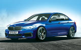 2019: BMW 3 Series Saloon G20