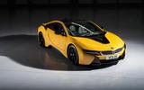 DECEMBER: BMW i8