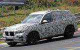 2018: BMW X5