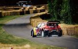 2018 Citroen C3 WRC racer - rear