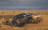 2018 Dacia Duster rally car