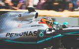 Mercedes F1 W08 EQ (2017)