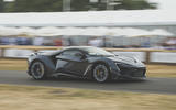 This year's Goodwood Festival of Speed is in full swing.