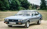 MK 3 FORD CAPRI (1978):