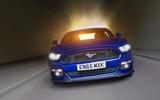 2020: Ford Mustang hybrid