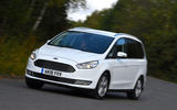 Ford Galaxy - hero front