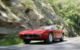 1966 Maserati Ghibli - hero front