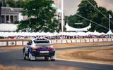 Porsche 911 SC Paris-Dakar