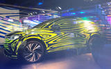 Volkswagen ID 4 at Frankfurt motor show 2019