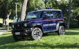 6: Suzuki Jimny (Italy)