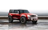 2019: Land Rover Defender