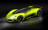 Lotus hypercar render