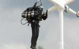 Jetpack Aviation JB11 takes to the skies