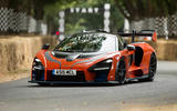 McLaren unleashes the Senna
