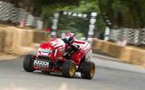 Honda's 150mph lawn mower