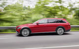 AUGUST: Mercedes-Benz E-Class All-Terrain