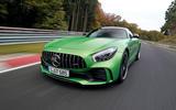 AUGUST: Mercedes-AMG GT R