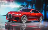 BMW Concept 4 Series at Frankfurt motor show 2019