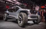 Audi AI:Trail at Frankfurt motor show 2019